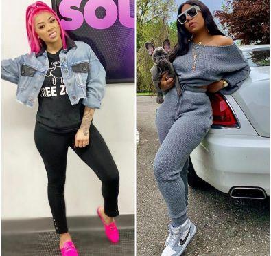 "Ashanti on 'Verzuz' Battle with Keyshia Cole ""If That's What They Want""+Keyshia Responds [Video]"