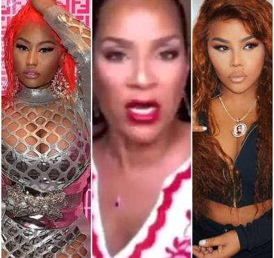 "LisaRaye Tells Nicki Minaj ""Bow Down"" To Queen Bee Lil Kim [Video]"