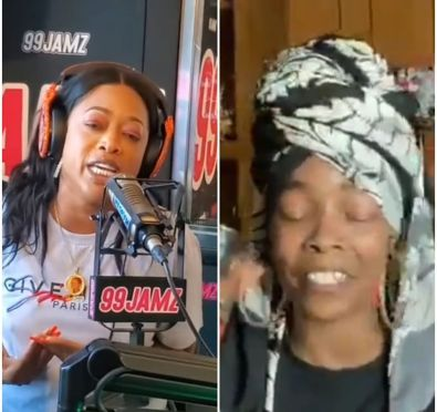 "Trina Drags/Rejects Khia's 'Verzuz' Battle Request ""You're a Bum, Make Sure You Have 10 Hits or More Before Addressing Me"" [Video]"