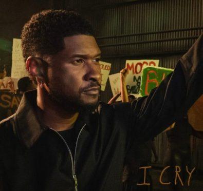New Music: Usher 'I Cry'