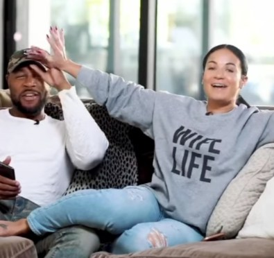 Here For It: Tank & Wife Zena Foster Launch New YouTube Family Reality Series 'Babbs to the Bone'+Check Out First Two Episodes