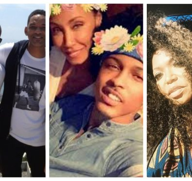 "Tisha Campbell Throws Subtle Shade/Seemingly Confirms August Alsina's Story About The Smith's ""The Truth Always Comes Out In The End"" [Video/Photo]"