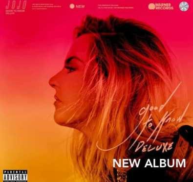 Stream: Jojo's 'Good To Know' Deluxe Edition