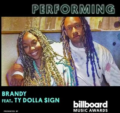 It's Official! Brandy To Perform 'Borderline,' 'Almost Doesn't Count' & 'No Tomorrow' with Ty Dolla Sign at 2020 Billboard Music Awards