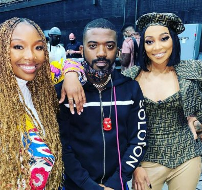 Here For It: Ray J Proposes Brandy & Monica Tour, Brandy Co-Signs [Photos]