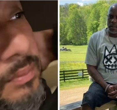 """Watch: Swizz Beatz Shares Emotional Video Reacting To His """"Brother"""" DMX's Death """"He Put Everyone Before Himself"""""""