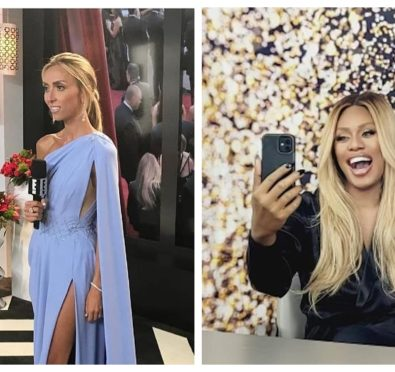 Laverne Cox Replaces Giuliana Rancic as E!'s Red Carpet Host After 20 Years [Details]
