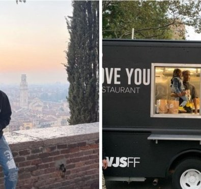 Giving Back: Jaden Smith Expands His 'I Love You' Food Truck To Brick and Mortar Restaurant To Feed The Homeless