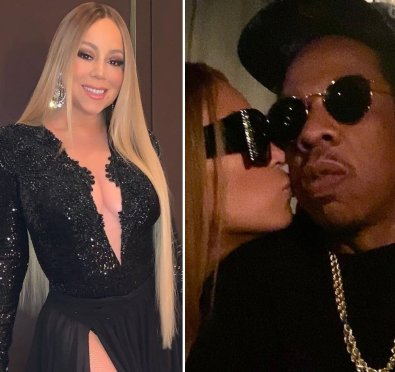 """Mariah Carey Shuts Down Claims of """"Explosive"""" Jay-Z Fight Leading To Roc Nation Exit """"Lies""""+Mariah Readying """"Heavily R&B Influenced Album"""""""