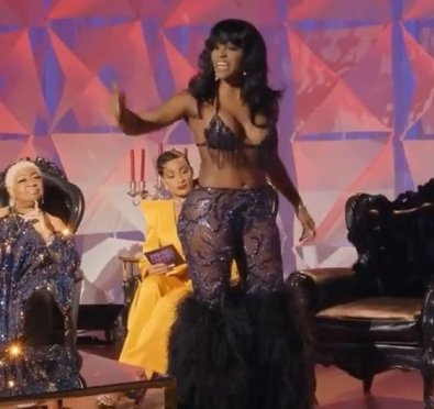 Must See: Zeus Unleashes 'Joseline's Cabaret: Atlanta' S2 Action-Packed Reunion Trailer Hosted By Luenell