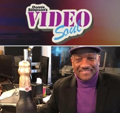 He's Back! Donnie Simpson Launches Video Soul Reboot on Tubi TV [Video/Stream]