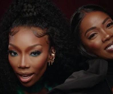 New Video: Tiwa Savage 'Somebody's Son' ft. Brandy