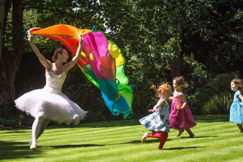 Ballerina Party for Kids Toronto