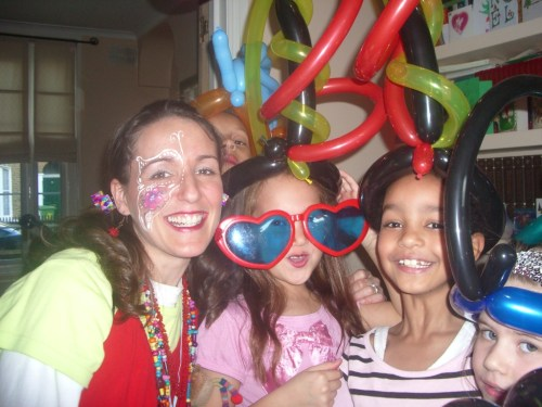 Krazee Kids Parties