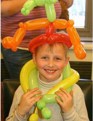 Children's party Balloon Modelling London