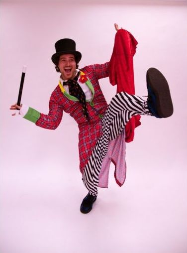 Hire a magician for a kids party London