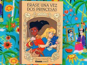Libro Cómic Princesas Psicólogo Terapia Psicoeducación Niños Adolescentes Valores