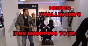 Heiner Knallinger's Shopping Tour