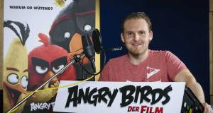 Angry Birds - Axel Stein Interview