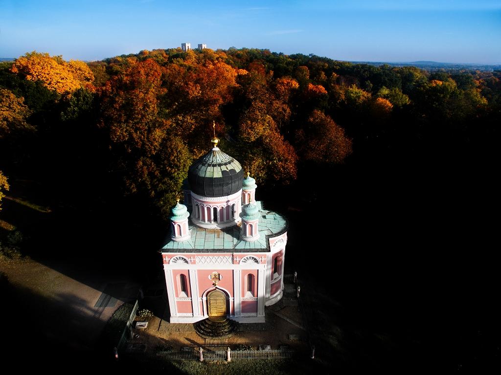 Siedlung Alexandrowka UNESCO Weltkulturerbe  Jokeair