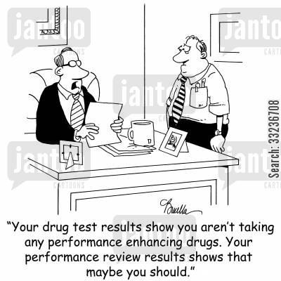 Performance Jokes