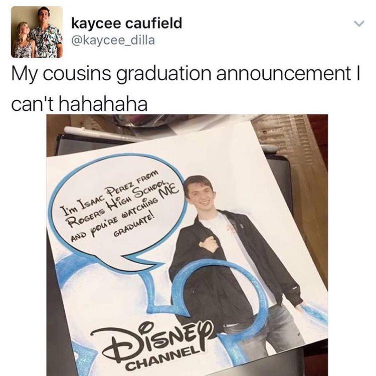 high school graduation jokes