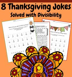 Thanksgiving math Jokes [ 1056 x 816 Pixel ]