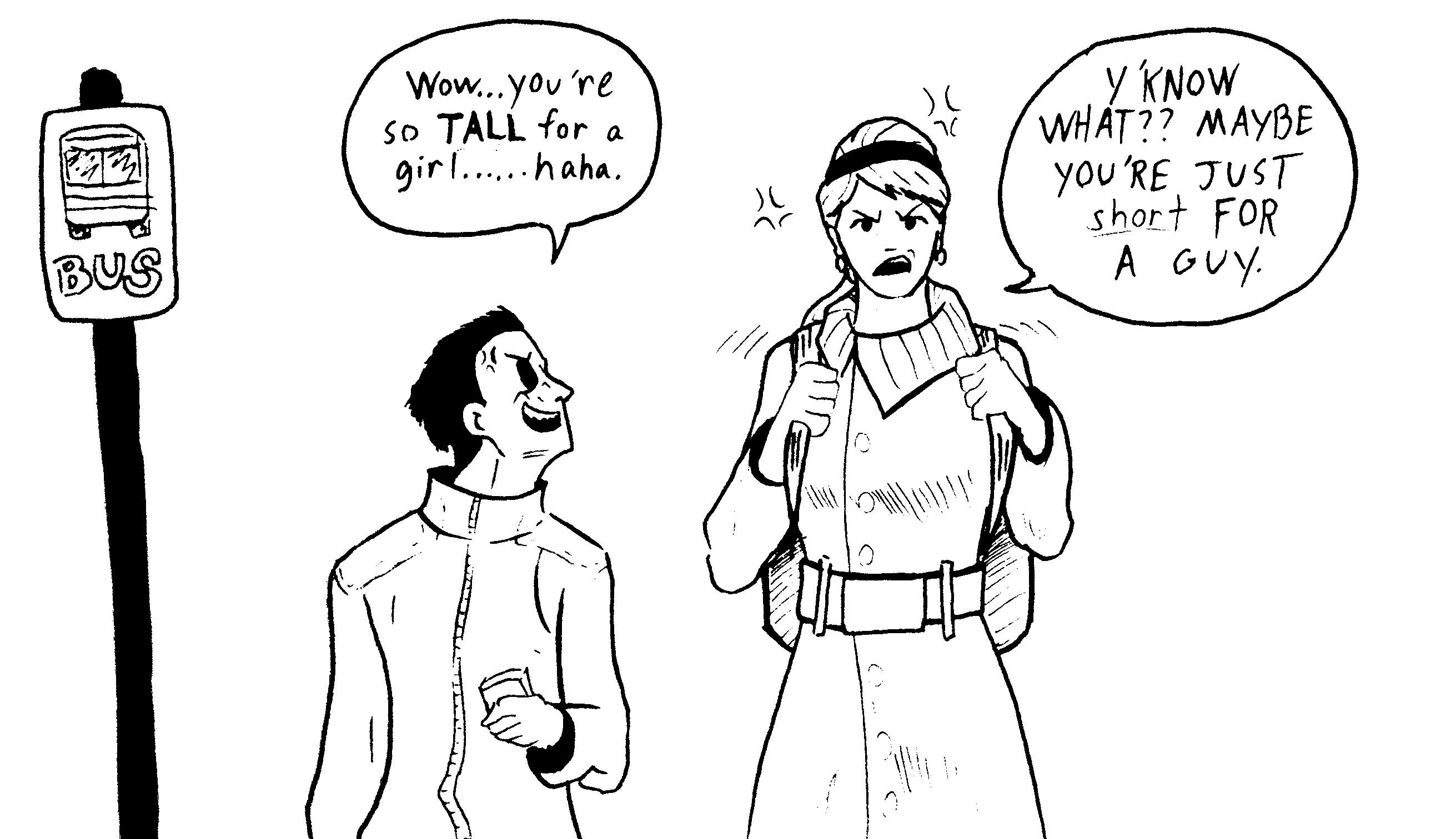 Tall Men Jokes