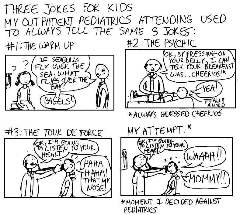 Pediatric Jokes