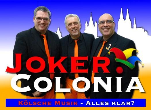 Joker Colonia 2017
