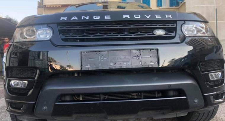 Range Rover Sport V6