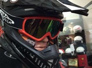 Jack pro helmet