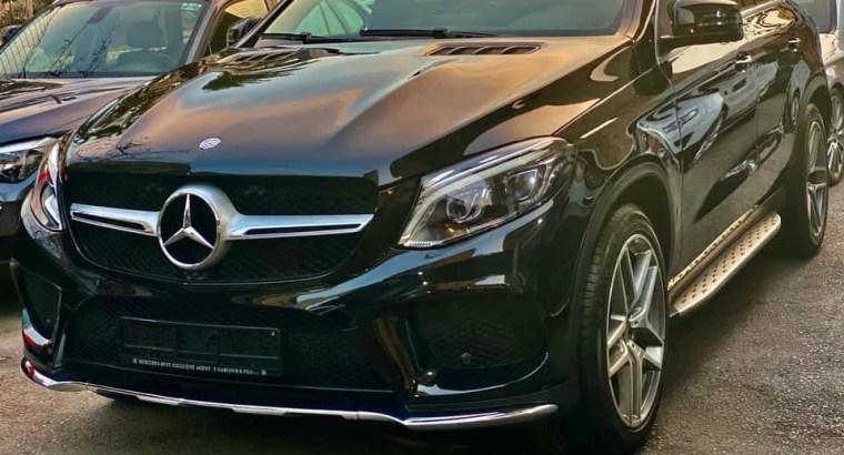 Mercedes GLE 400 2017