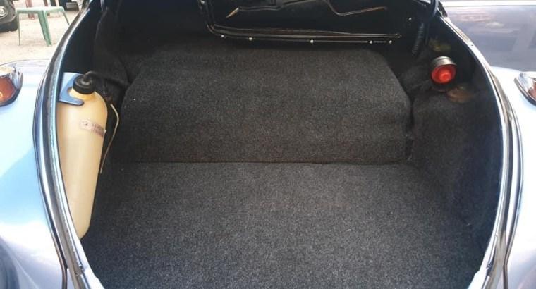 Volkswagen model 1973