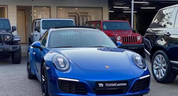 Porsche Carrera 2017