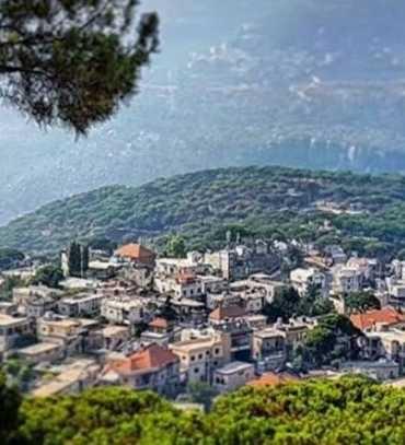 Land for sale in Bzebdine_Baabda