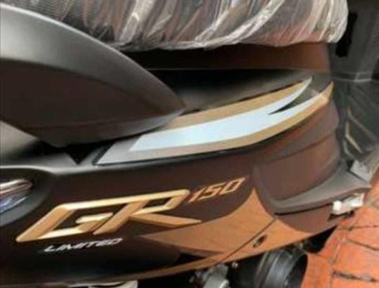 Sym GR 150 Limited 2020