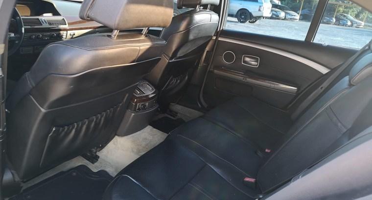 Bmw 735i E65 V8 2003