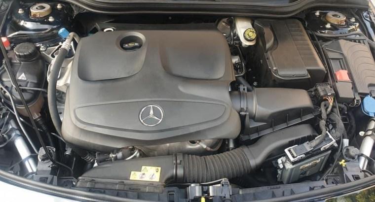 Mercedes CLA look AMG 2018