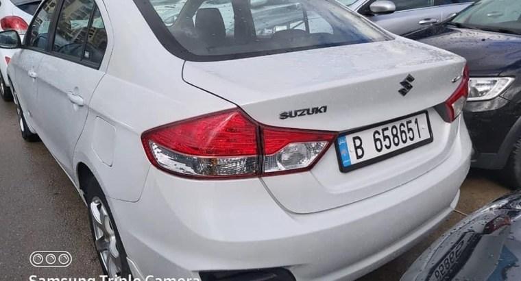 Suzuki Ciaz 2018