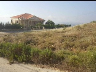 Land for sale in Mansourieh _Ain El Marj