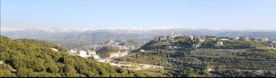 Land for sale in Ibrine Batroun