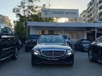 Mercedes C180 2015