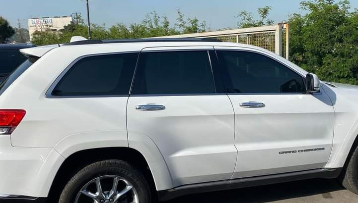 Grande Cherokee 2014