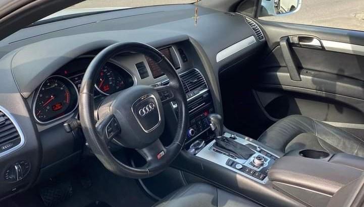 Audi Q7 S_Line 2011