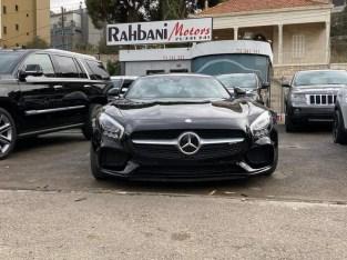 Mercedes Gt G Class 2017