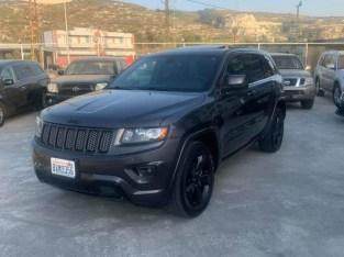 Jeep Cherokee Laredo 2015