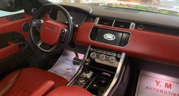 Ramge Rover sport 2014