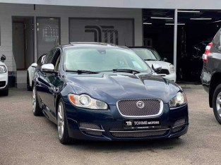 Jaguar XF V8 2011