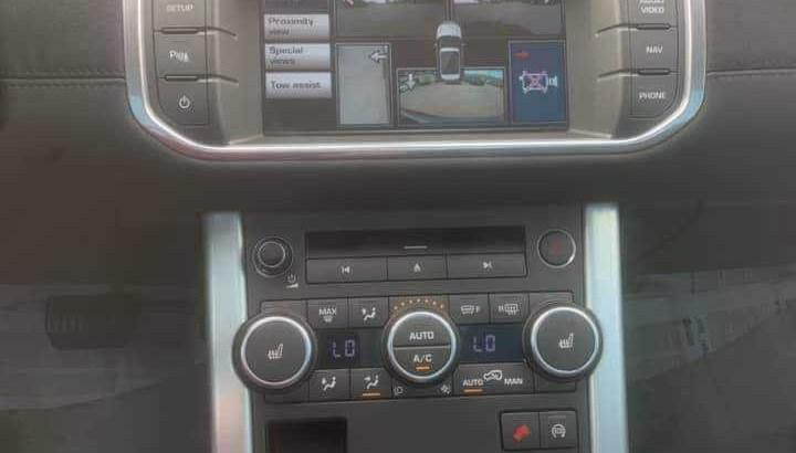 Range Rover Evogue 2015
